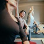 Yoga, Bewegung, Innere Balance im Forum Wolfgarten