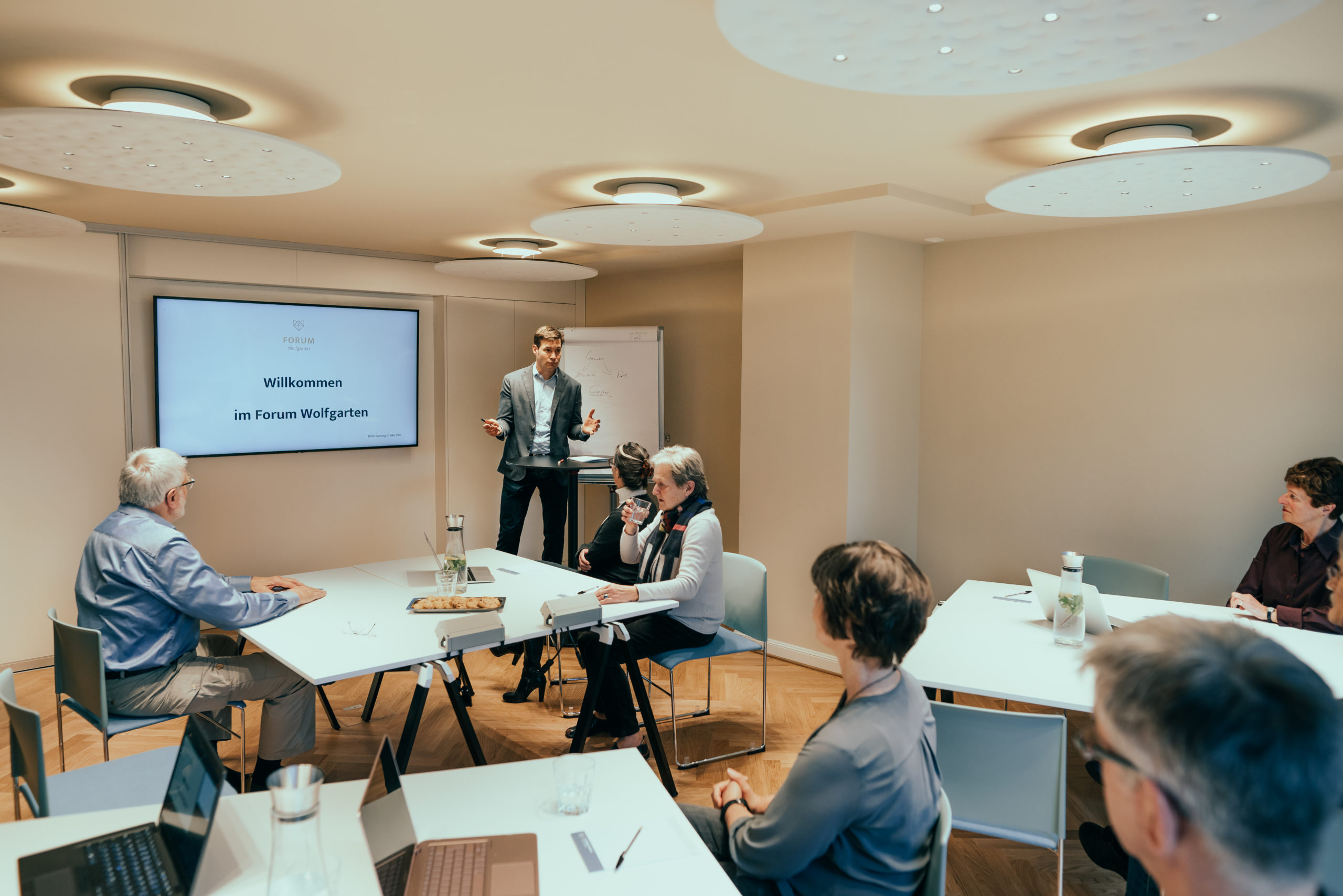 Meeting, Seminar, Firmenevent im Forum Wolfgarten