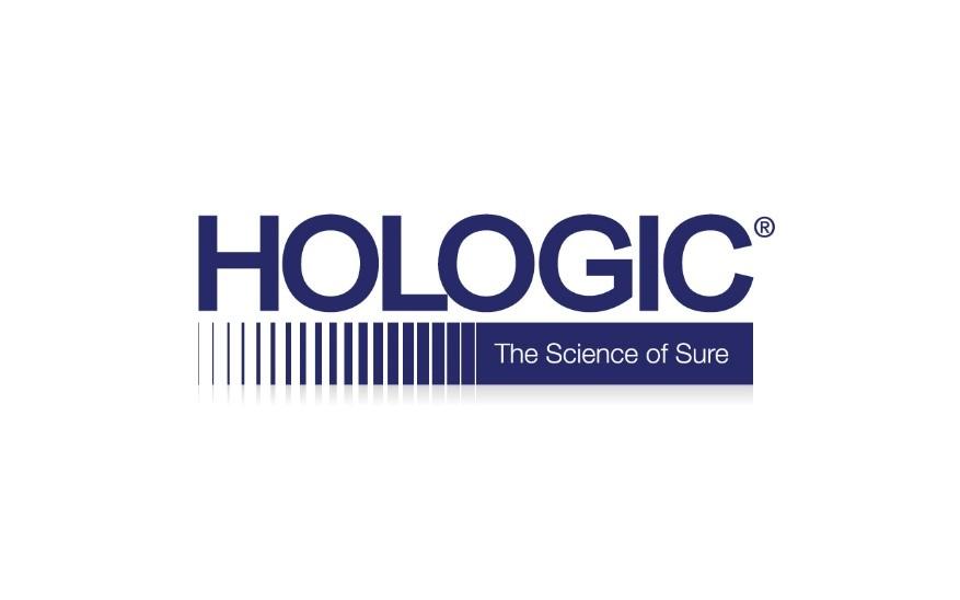Hologic Logo blau_weißer Hintergrund