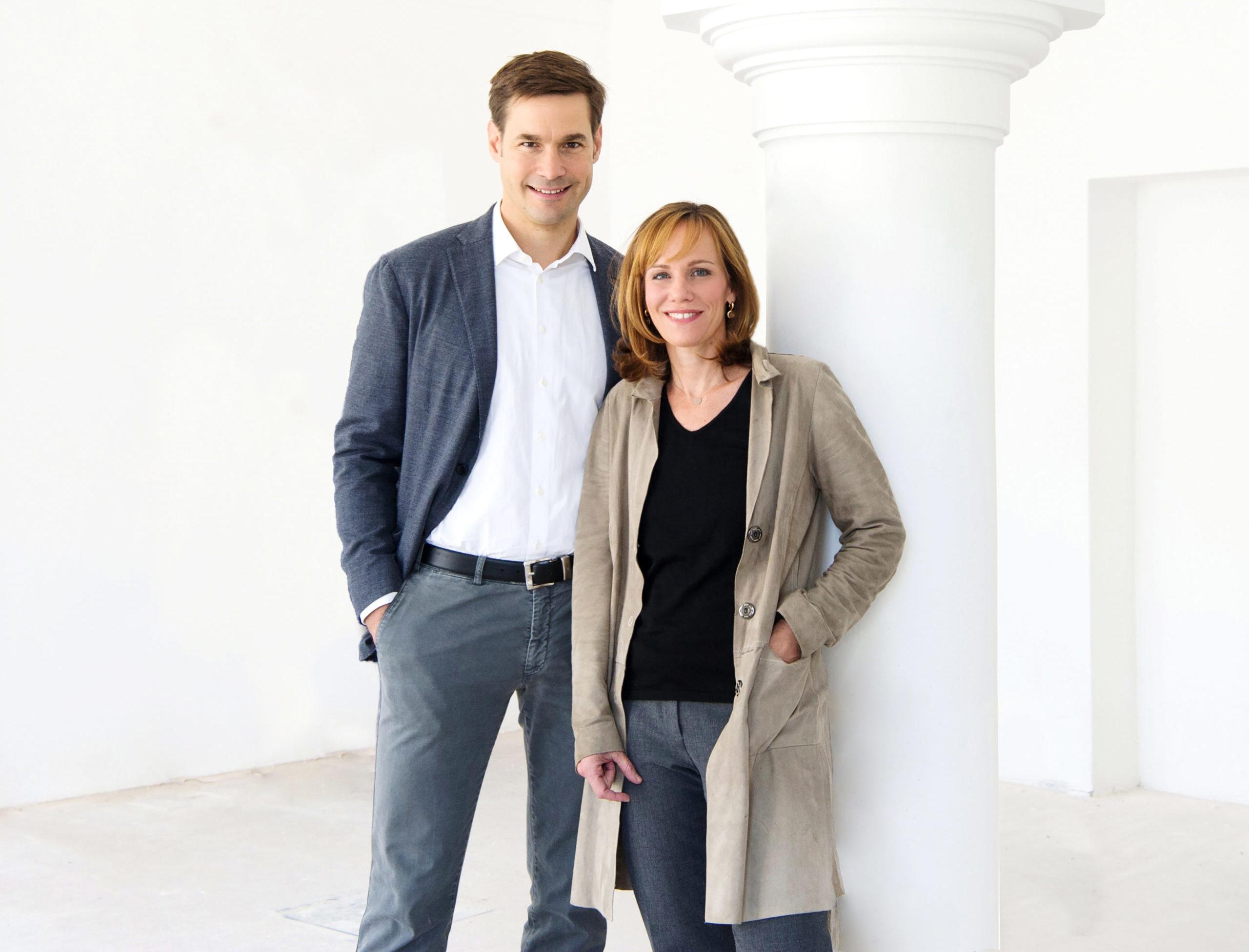 Dres. med Bettina udn Matthias Wolfgarten, Inhaber Forum Wolfgarten