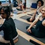 Yoga Präventionskurs im Forum Wolfgarten